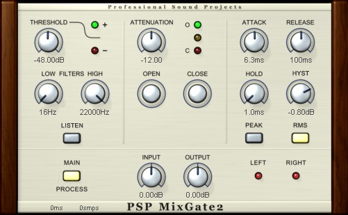 PSP MixGate2
