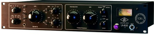 Universal Audio LA-610 Signature Edition