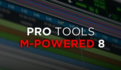 Pro Tools M-Powered 8