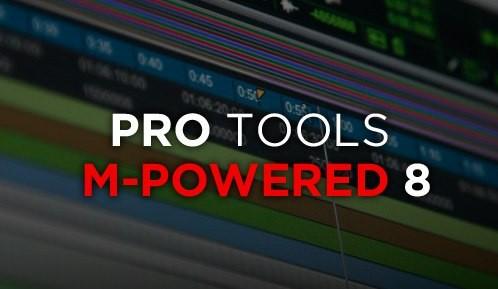 Pro Tools M-Powered 8