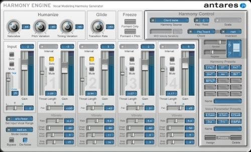 Antares Harmony Engine