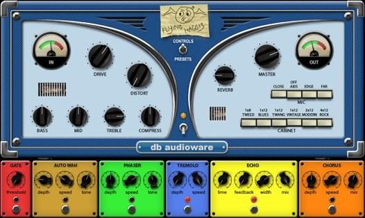 db audioware Flying Haggis