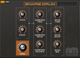 Synth Snare Drum