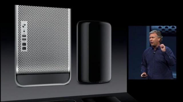 Mac Pro tamaño