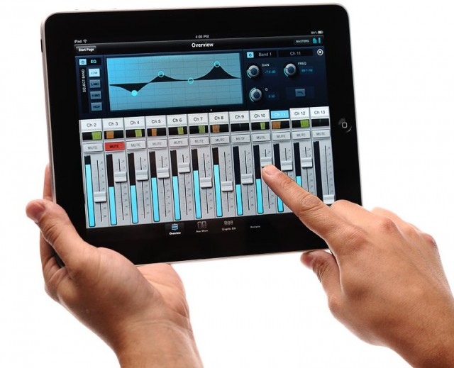 Presonus Studiolive Remote