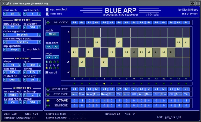BlueARP