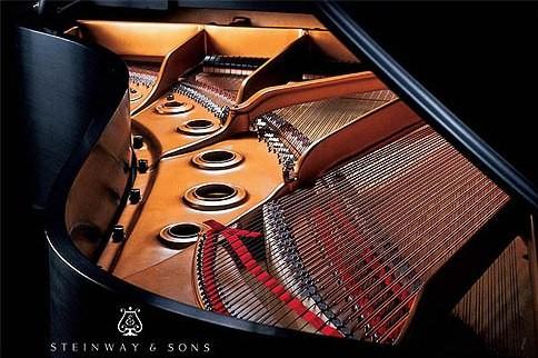 Authorized Steinway Piano