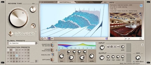Audio Ease Altiverb 6.3