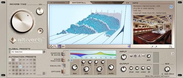 Audio Ease Altiverb 6.3