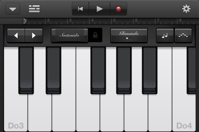 Garageband iPhone iPod Touch