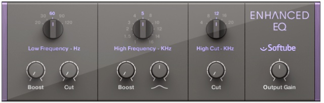 Native Instruments Enhanced EQ