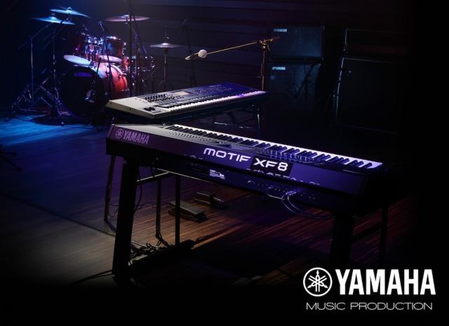 Yamaha Motif XF8
