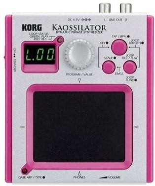Korg Kaossilator rosa