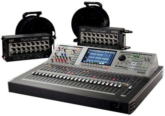 Roland V-Mixing
