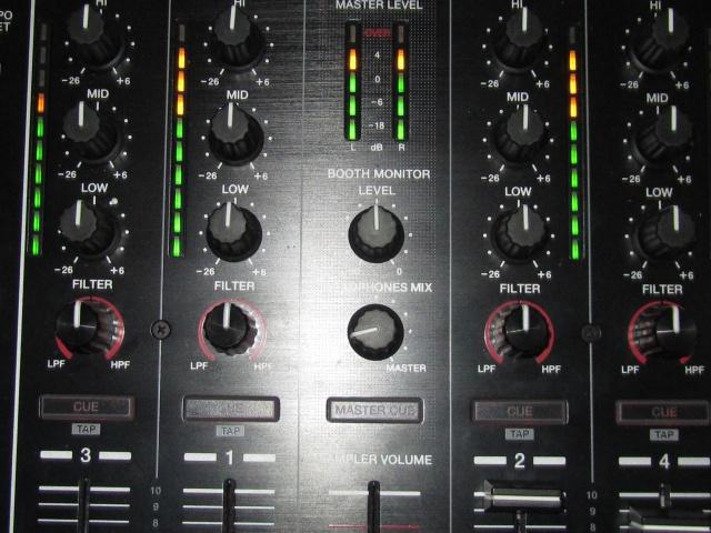 Pioneer DDJ-SX mixer