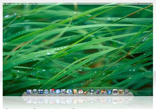Apple OS X Leopard