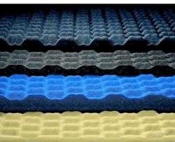 Aislante ac stico hecho de materiales reciclados hispasonic - Aislante acustico para suelos ...