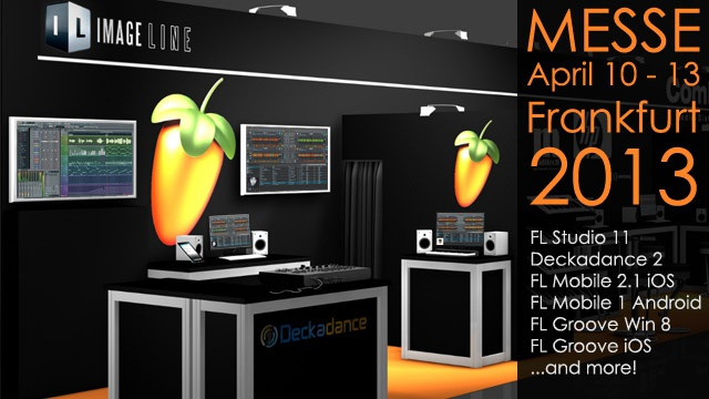 Image Line en la Musikmesse