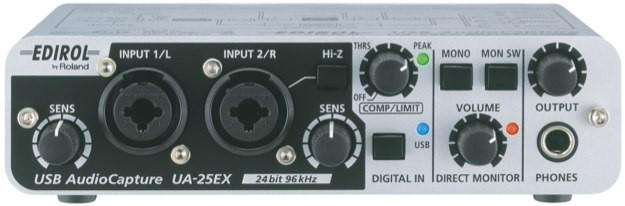 Roland UA-25EX