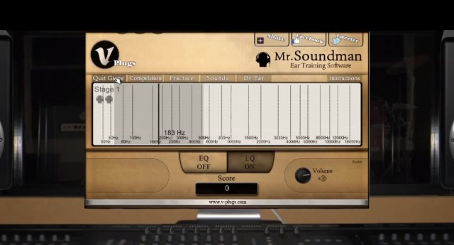Mr. Soundman