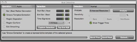Event/Beat Detective