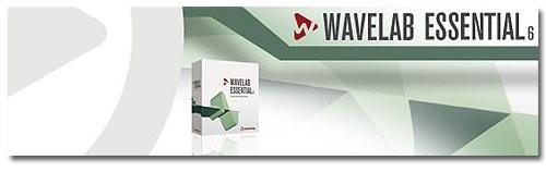 WaveLab Essential 6