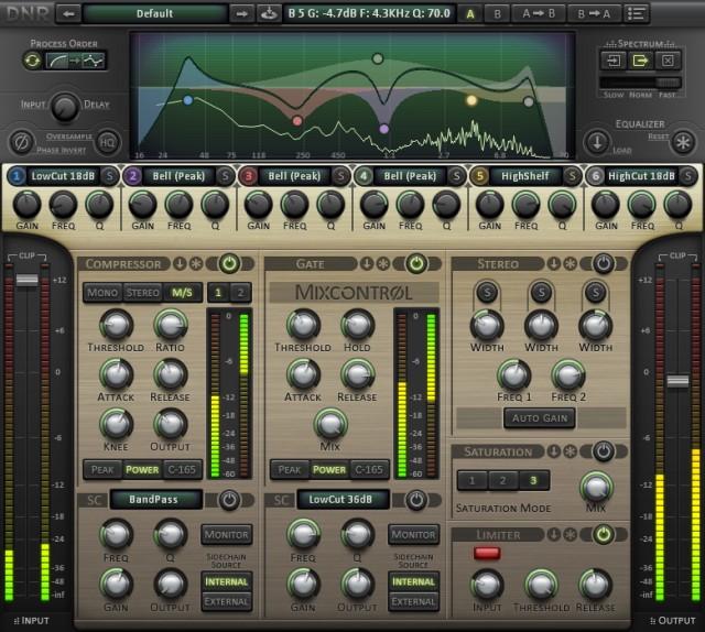 DNR MixControl Pro