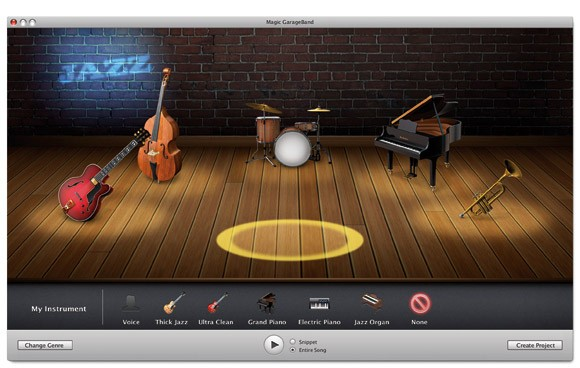 Apple Garageband 08