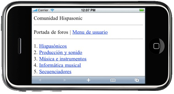 Hispasonic.mobi