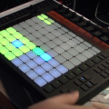 Ableton Push en acción