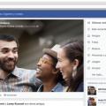 El nuevo diseño de Facebook incluirá un feed de música