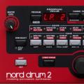 Nord Drum 2 y su compañero Nord Pad