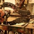 De armas letales a instrumentos musicales