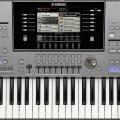 Yamaha Tyros5 viene con más sonidos y funciones