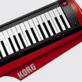 Korg RK-100S, un keytar con síntesis de modelado analógico
