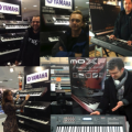 Pidiendo un Yamaha MOXF