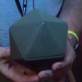 Boom Boom, un altavoz que reproduce, graba y emite sonido en 3D