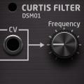 DSM01 Curtis Filter, primera incursión de Dave Smith en los sintes modulares