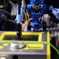 Una banda robótica de Lego versionando a Depeche Mode