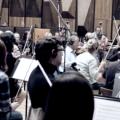 Grabando una orquesta sinfónica