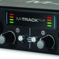 M-Audio anuncia nuevas M-Track y un acuerdo con Waves