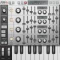 FM4, un sinte estilo DX para iPad