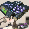 Aaton Cantar X3, un grabador de aspecto galáctico