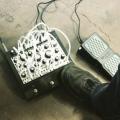 Chasis eurorack en pedalera con Pittsburgh Modular Patch Box