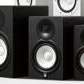 Comparativa de monitores Yamaha HS5, HS7 y HS8