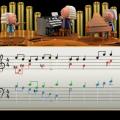 El doodle de hoy armoniza tus melodías al estilo de Bach
