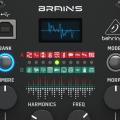 Behringer Brains, polivalente oscilador eurorack con 20 modelos