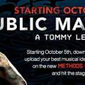 Tommy Lee se pone colaborativo y te quiere en su próximo disco