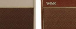 El ampli VOX AC30H2 celebra los 50 años de la marca