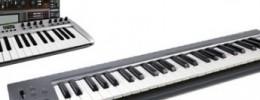 M-Audio KeyRig 25 y 49
